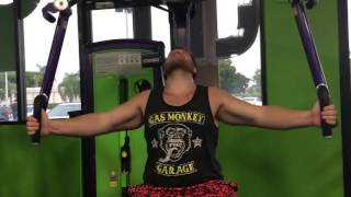 CHEST PUMP WITH B!! UBER READY!!!