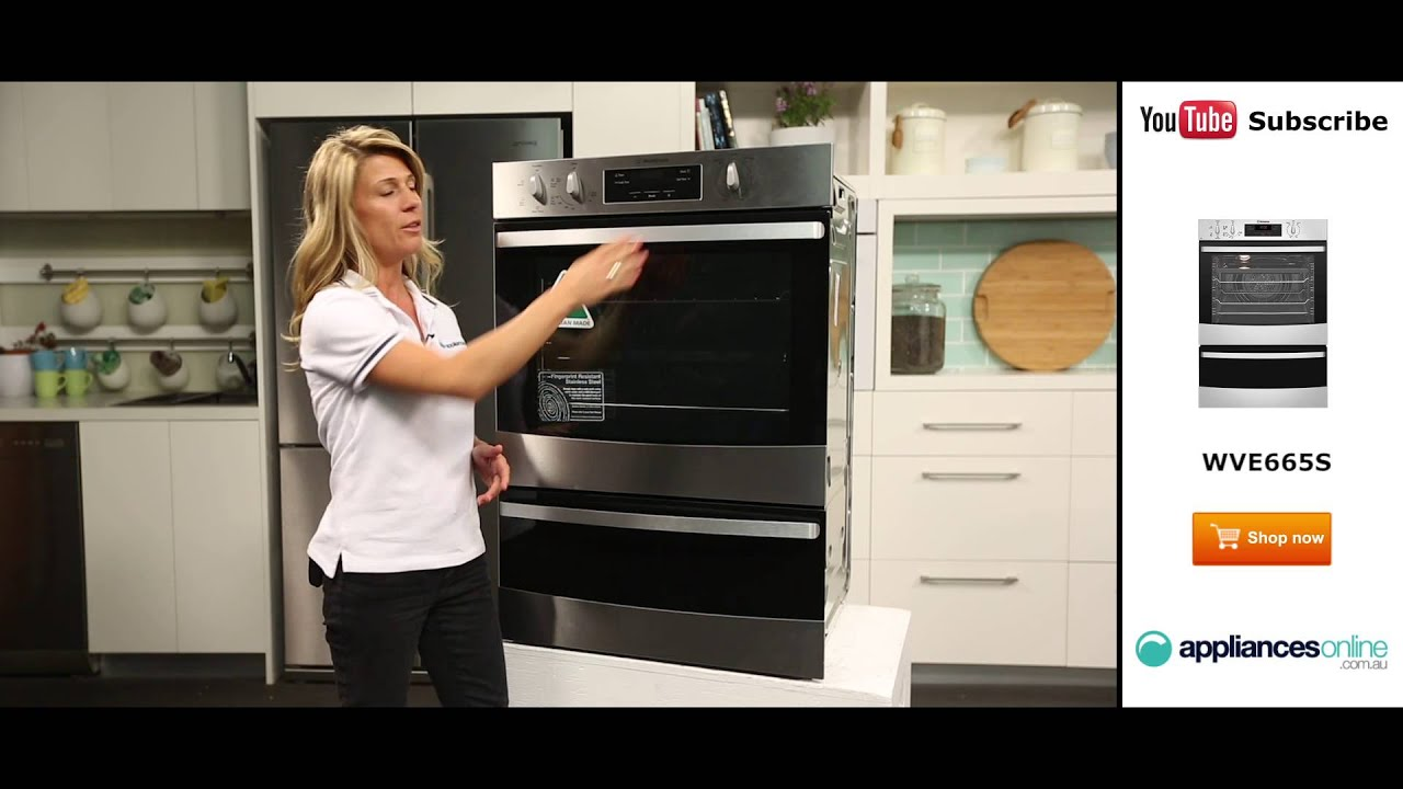 Westinghouse Kitchen Appliances Westinghouse Electrical Wall Oven Wve665s Reviewed By Expert