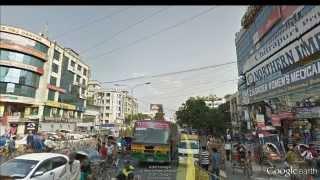 Dhanmondi-15(New-8/A),Dhaka By Rubel (From Google Earth Street View )