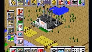 Lets Play Sim City 2000 (Part 1) ps1