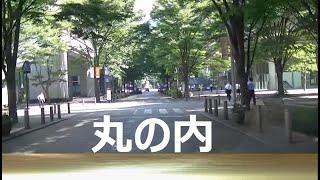 ★東京ビジネス街~丸の内、汐留、大手町、六本木一丁目、西新宿高層ビル群、虎ノ門