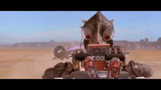 Star Wars Episode I - The Phantom Menace: Podrace scene (Part 2 of 3) [1080p HD]