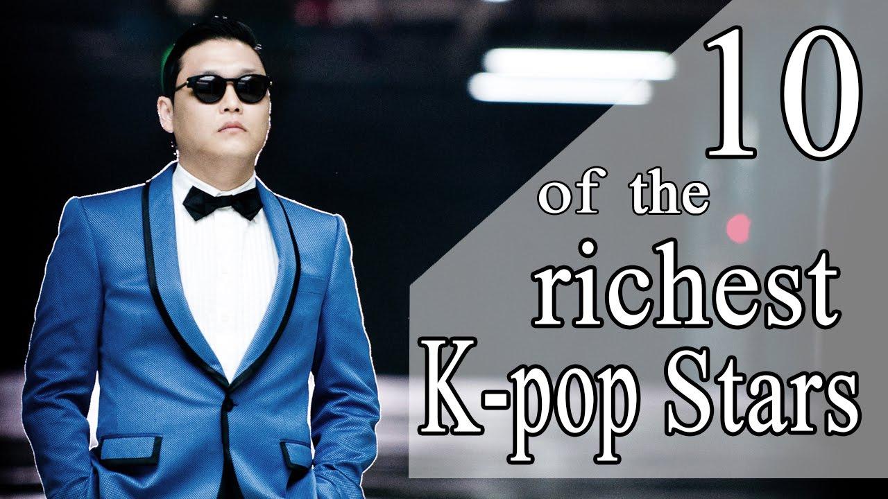 Rich kpop idols dating