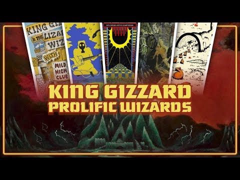 Introduction to KING GIZZARD & THE LIZARD WIZARD