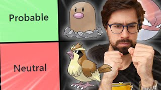 EVERY Pokemon I could Beat in a Fight (Kanto)