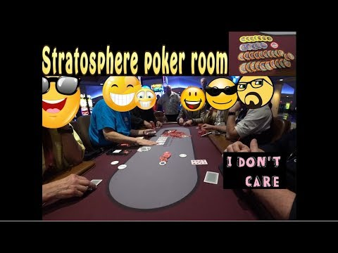 """Stratosphere poker room""  Vlog #132"