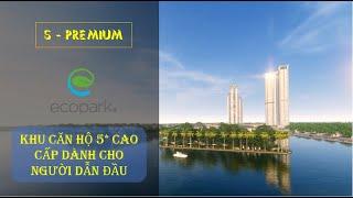 Giới thiệu tòa tháp S - premium đẳng cấp chung cư Sky Oasis Ecopark