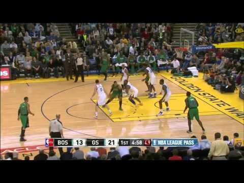Jared Sullinger hook shots 2012-13 NBA season