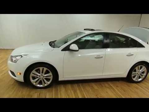 2011 Chevrolet Cruze LTZ LEATHER SUNROOF #Carvision