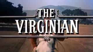 The Virginian 1962 - 1971 Opening and Closing Theme HD Dolby