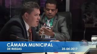 Júnior Martins em Pronunciamento 25 04 2017
