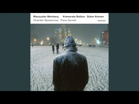 Weinberg: Chamber Symphony No. 1, Op. 145 - 4. Presto (Live)