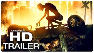 HOSTILE Official Trailer (NEW 2018) Post Apocalypse Monster Movie HD