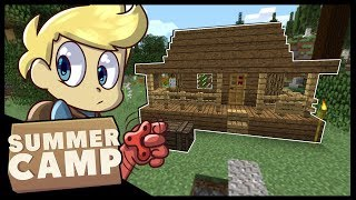 🔴 EXPLORING THE WORLD! | Minecraft Summer Camp SMP Livestream
