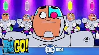 Teen Titans Go! En Español | Titanes definitivos: Cyborg