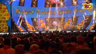 Discoteka 80 Moscow - Rick Asley - Never gonna give you up
