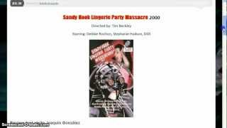 Video Sandy Hook Massacre Movie & Aurora Shooting linked in a Slasher Review on July 20th download MP3, 3GP, MP4, WEBM, AVI, FLV Agustus 2017