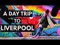 A day trip to LIVERPOOL UK | Travel Vlogger 2019 | North UK