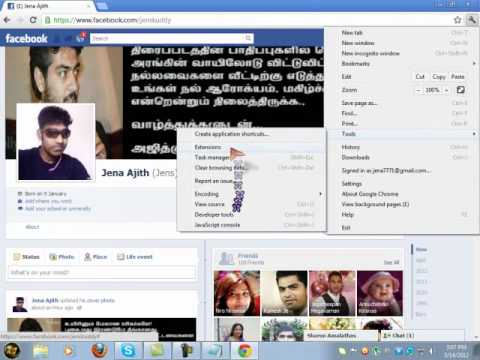 How To Get Old Fb Chat Sidebar