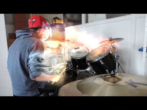 Habits (Stay High) -Drum Cover- Tove Lo - Hippie Sabotage Remix