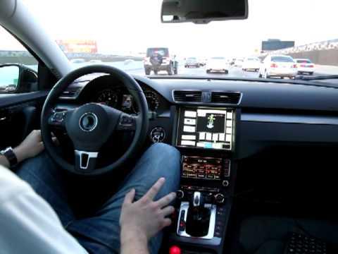 Continental developing semiautonomous vehicle Part 1 - Autoweek