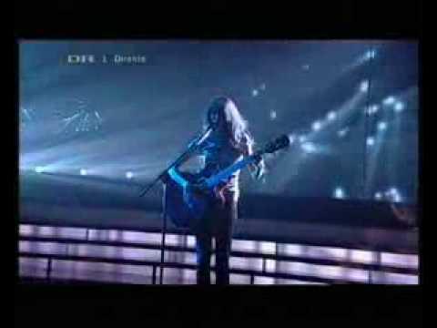 DK X Factor 2009 [Live 1] Sidsel - Nothing else matters