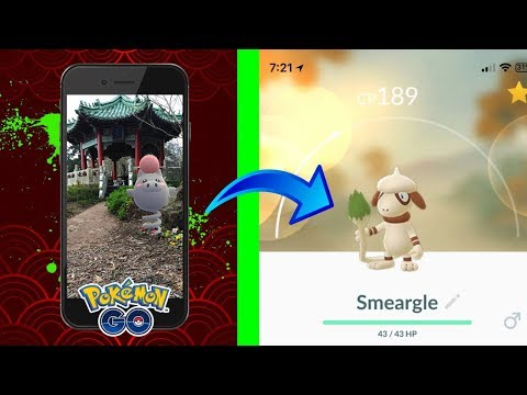 NEW SMEARGLE RELEASE SOON IN POKEMON GO?! MORE EVIDENCE FOUND! thumbnail