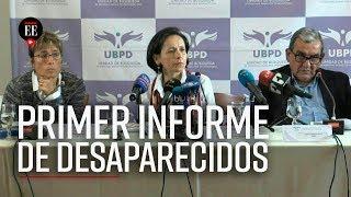 Farc entrega primer informe sobre 276 desaparecidos durante conflicto armado - El Espectador