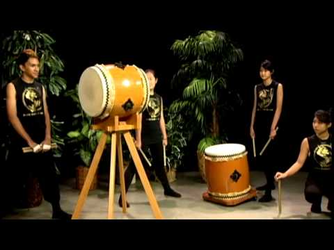 Pacific Buddhist Academy Previews Their Anuual Taiko Festival
