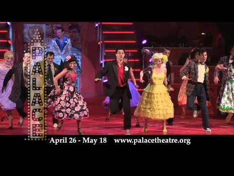 Grease at the Palace Theatre