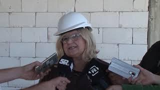 La provincia avanza con la construcción del nuevo edificio anexo de la Escuela de Artes Visuales