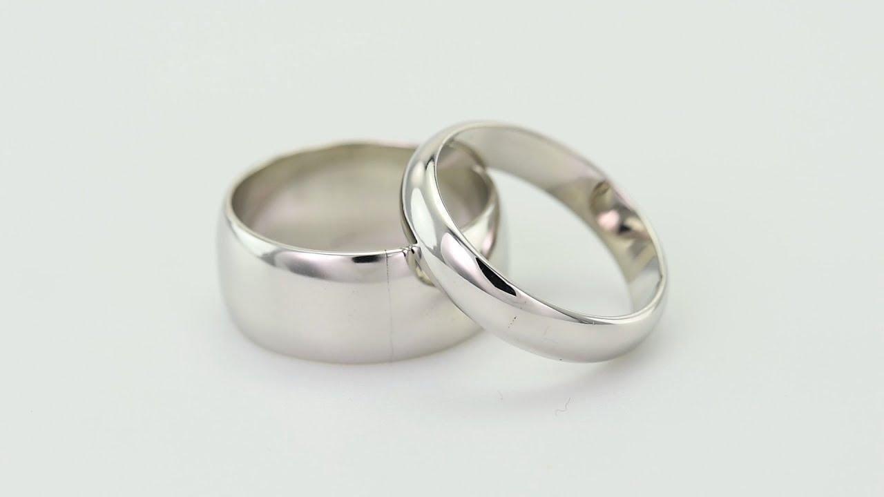 Pulkulate Snubni Prsteny Z Platiny Suela Youtube