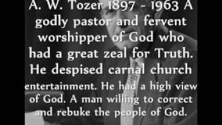 """""""The Mark of a Man of God"""" - [Where are the Men of God?]"""