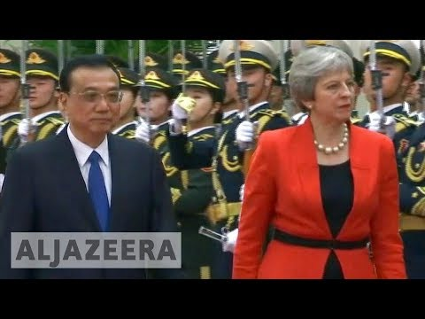 🇬🇧 🇨🇳 UK, China sign $13bn worth of trade deals