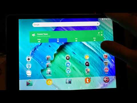Nexus 9 LineageOS 15.1 You Tube