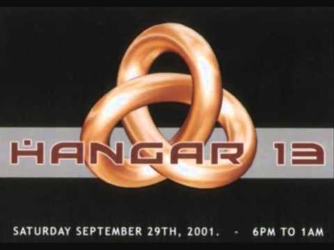 Hangar 13 2001 - DJ Trouble & React Mc Massive & Turbo-D