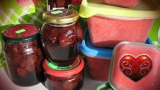 Как сварить варение из клубники . Мой простой рецепт.(Это видео можно смотреть в HD качестве Клубничное варение, ягодки целые остаются как конфетки пропитанные..., 2014-07-03T16:14:18.000Z)