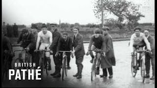 25 Mile Cycling Champs (1921)