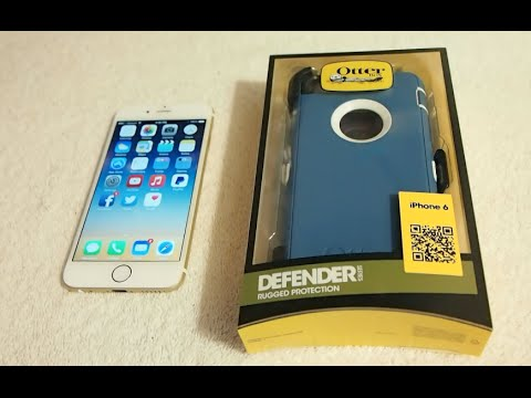 Iphone Otterbox Defender Series Installation Be Safe Use Case