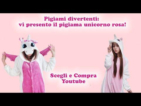 Free Download Pigiami Divertenti: Vi Presento Il Pigiama Unicorno Rosa! Mp3 dan Mp4
