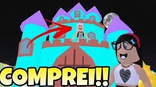 Roblox: COMPRAMOS O CASTELO NO MEEP CITY!! (Meep City)