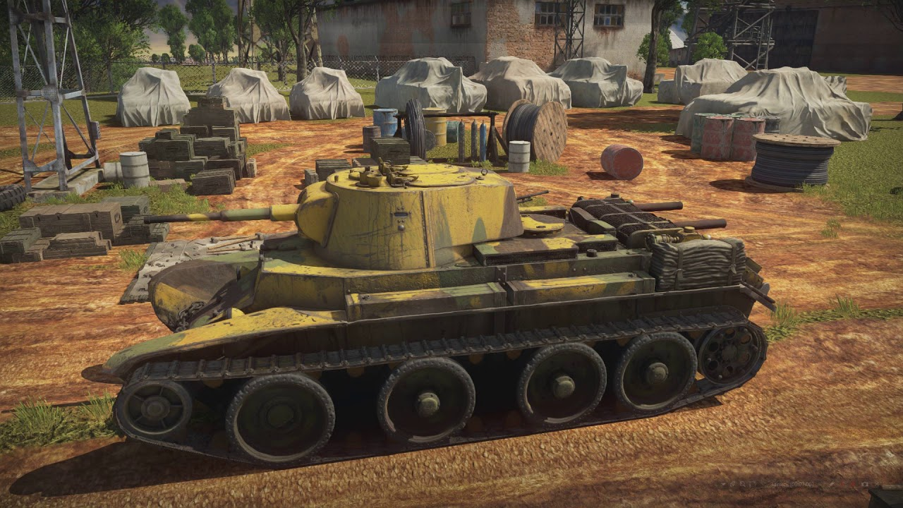 вар тандер танки 2015