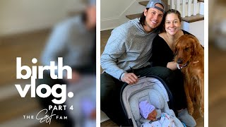 Download bringing newborn baby home from hospital | the east family Mp3 and Videos
