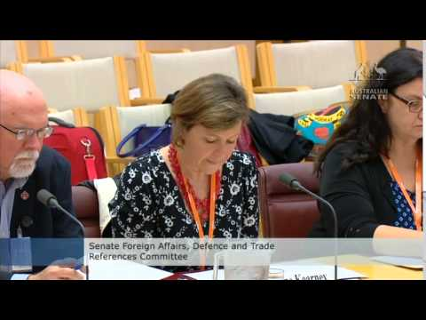 Trick or Treaty? Ged Kearney of the ACTU on Trade and Labor Rights
