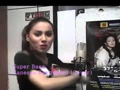 RTHV - Vanessa Rangadhol Singing Super Bass - MYMP's New Singer