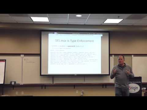 SELinux & PaaS: Deep Dive on Multi tenancy, Containers & Security