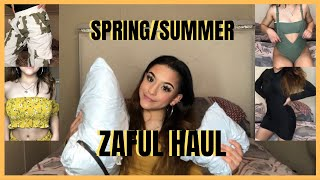 HUGE SUMMER/SPRING ZAFUL TRY-ON HAUL ($200+ WORTH OF CLOTHING)