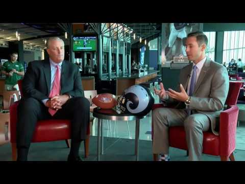 2016 #CAAFB Media Day Live - Rhode Island's Jim Fleming