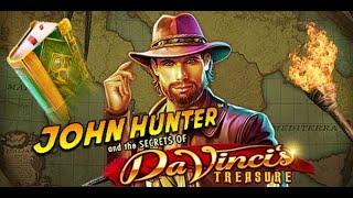 Da Vinci's Treasure - Progressive Spins - £10 stake - Sensational Win!