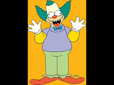 Krusty The Clown Laughing